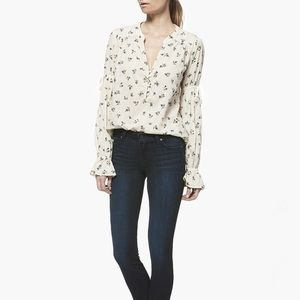 Paige Yardley Blouse, size M